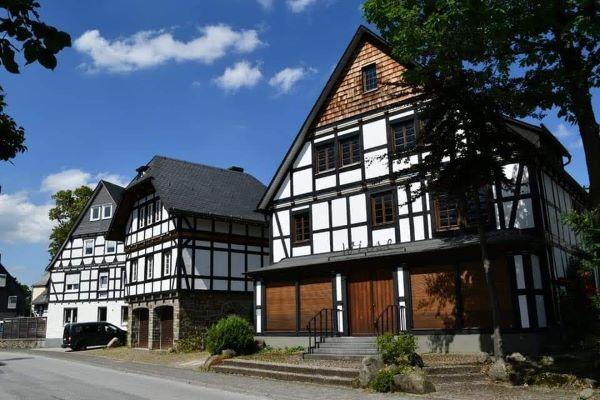 Assinghausen dorp