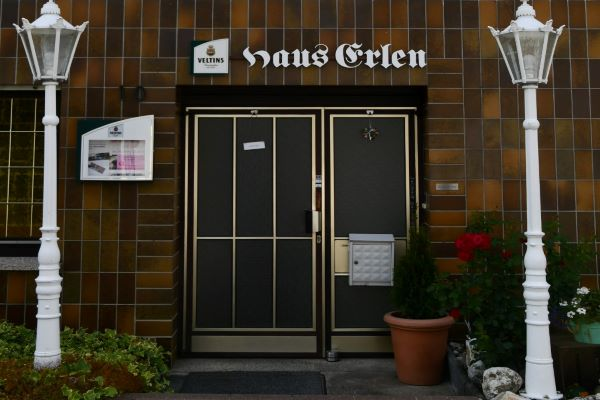 Haus Erlen entrance