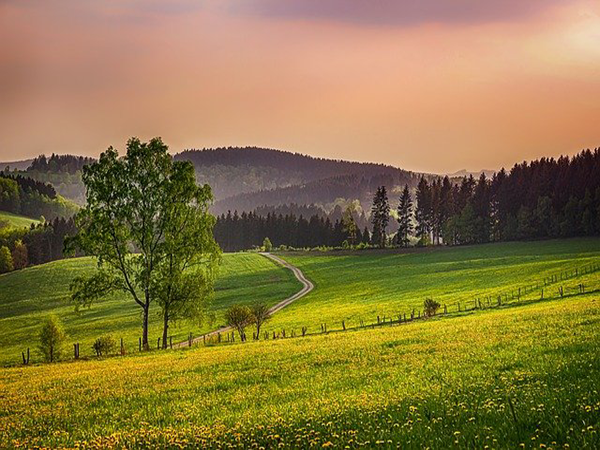 Sauerland, atmosphere picture